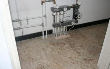 vloerverwarming denhaag.nl - Vloerverwarming, Vloerverwarming na oplevering
